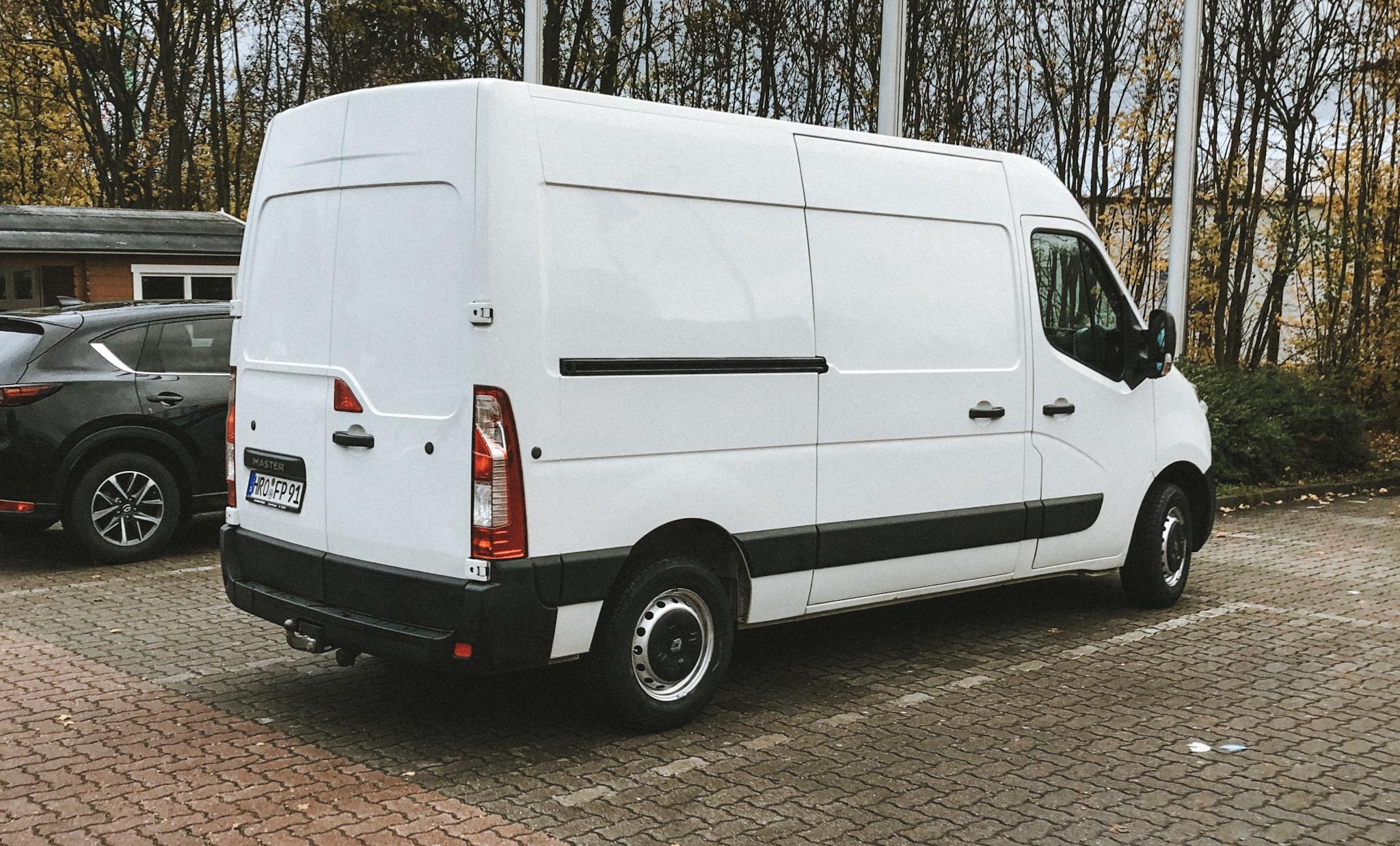 Renault Master 3 - L2H2 - 2014
